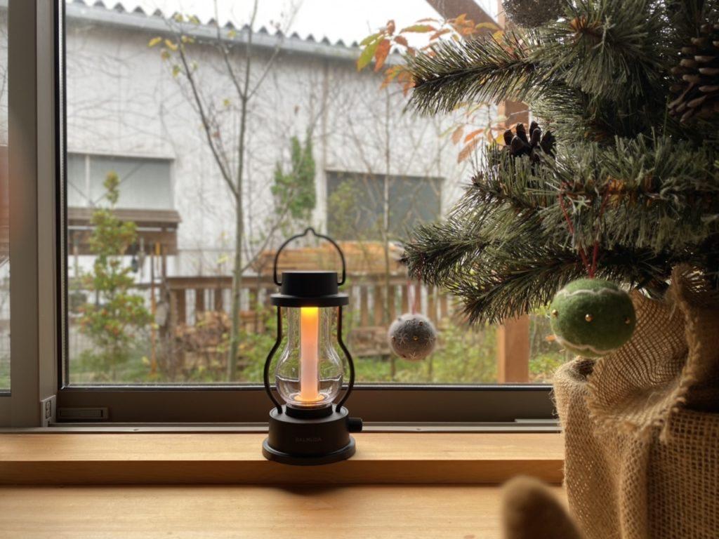バルミューダ LEDランタン BALMUDA The Lantern
